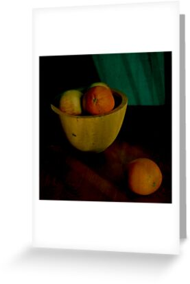 apples and oranges by jone vaitkute