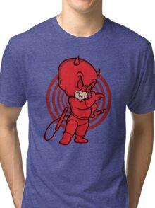 Blind Red Devil Tri-blend T-Shirt