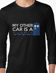 My Other Car is A TARDIS Long Sleeve T-Shirt