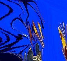 Ocean Floor by florene welebny