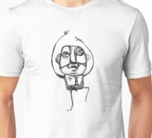 Dancing Office Man Unisex T-Shirt