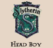 Slytherin Head Boy by Fawkes