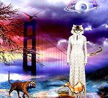 A Different World by CheyenneLeslie Hurst