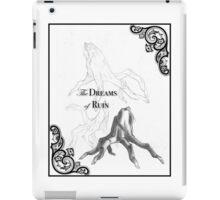 Dreams of Ruin Bakegumo iPad Case/Skin