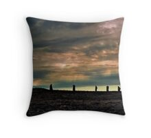 The Ring of Brodgar 3 Throw Pillow