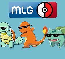 Pokemon: MLG by PollaDorada