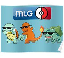 Pokemon: MLG Poster
