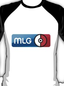 MLG Pokemon Logo T-Shirt