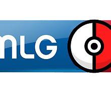 MLG Pokemon Logo by PollaDorada