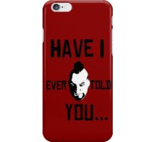 VAAS IS AWESOME iPhone Case/Skin