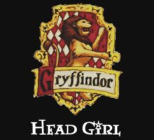 Gryffindor Head Girl by Fawkes