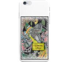 Daemon Birds iPhone Case/Skin