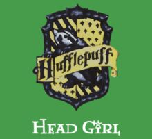 Hufflepuff Head Girl Kids Clothes