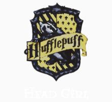 Hufflepuff Head Girl Kids Clothes
