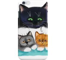 OK You Two Meows Mother Cat iPhone Case/Skin