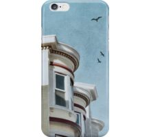 On Being Blue iPhone Case/Skin
