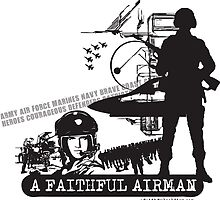 A Faithful Airman by AFaithfulSoldr