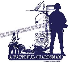 A faithful Guardsman by AFaithfulSoldr