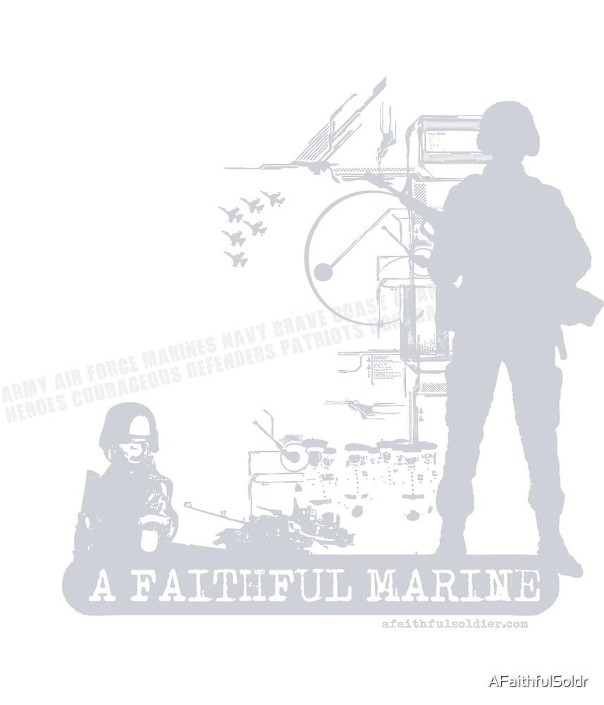A Faithful Marine by AFaithfulSoldr