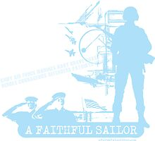 A Faithful Sailor. by AFaithfulSoldr