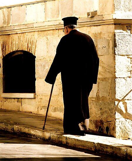 WALK OF THE WISE (KNOWLEDGE) by Scott  d'Almeida