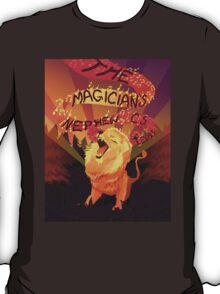 The Magician's Nephew Book Cover T-Shirt