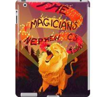 The Magician's Nephew Book Cover iPad Case/Skin