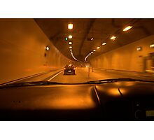 The Tunnels, Adelaide Hills, S.A. Photographic Print
