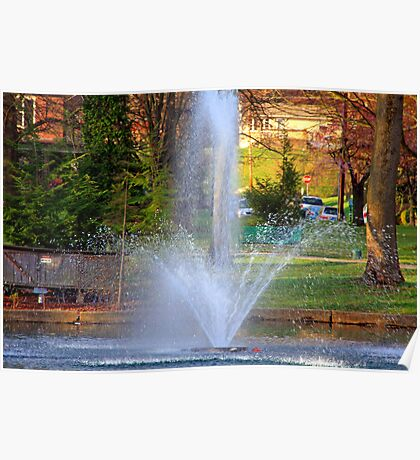 Fountain of Hope Poster