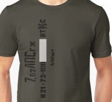 7.62x54R spam can Unisex T-Shirt