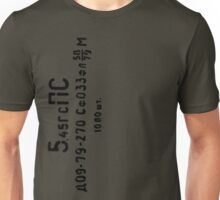 5.45x39mm spam can Unisex T-Shirt