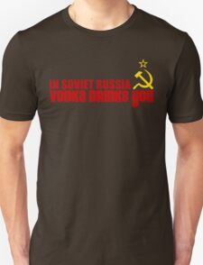 In Soviet Russia... T-Shirt