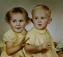 Siblings by Mike Rowley