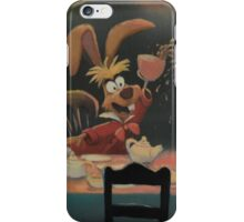 Disney Alice In Wonderland Disney Mad Hatter Tea Party iPhone Case/Skin