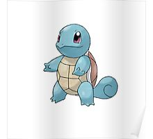 Squirtle Poster