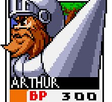 Sir Arthur by Lupianwolf