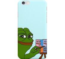 Rare Pepe #1 iPhone Case/Skin