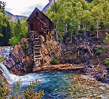 Crystal Mill by Brian Kerls  photography