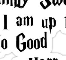 I Solemnly Swear... Sticker