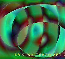 (FLOUR  POWER ) ERIC WHITEMAN  ART   by eric  whiteman
