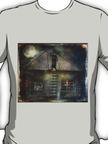 What Happens in Old Houses At Night? T-Shirt