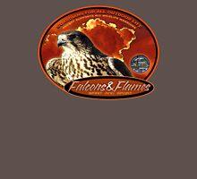 falcons and flames Mens V-Neck T-Shirt