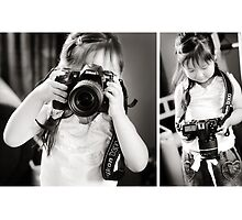 just like mommy... by Natalia Campbell