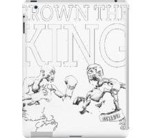 Crown King iPad Case/Skin