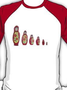 Babushka Tee T-Shirt