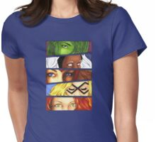 Marvelous Eyes Womens Fitted T-Shirt