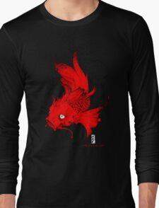 Koi | red Long Sleeve T-Shirt