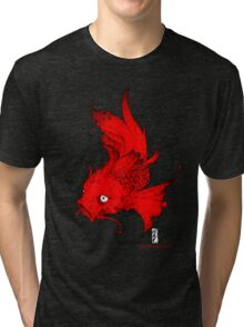Koi | red Tri-blend T-Shirt