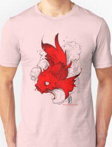 Koi   red T-Shirt