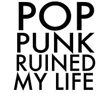 POP PUNK by Hunter Bustamante